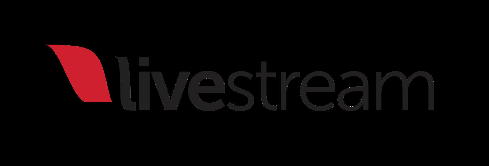 Livestream logo webinar tool