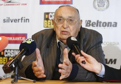 Roger Lambrecht réagit aux rumeurs de reprise du club pour un euro symbolique