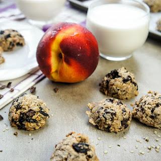 Cherry Chocolate Breakfast Cookies (GF, VG) Recipe