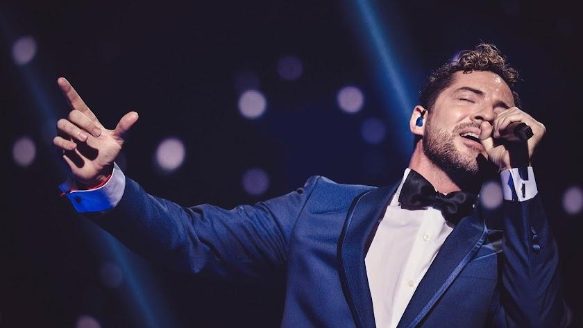 David Bisbal cantará con Juan Magán en su nuevo sencillo.