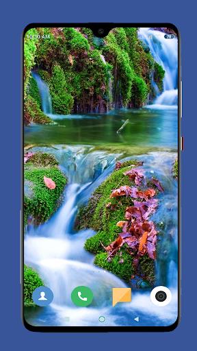 Waterfall Wallpaper HD 1.04 screenshots 10