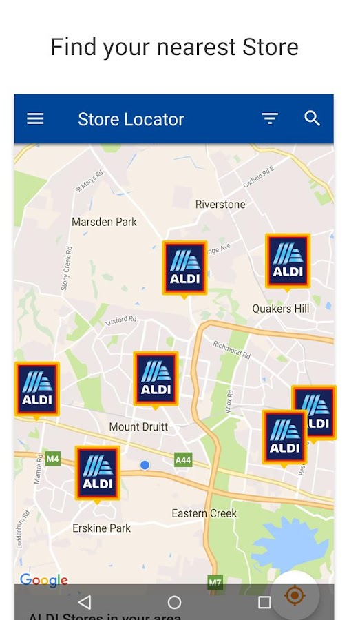 ALDI Australia- screenshot