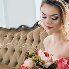 Wedding photographer Evgeniy Khokhlov (Khokhlov). Photo of 17.03.2017