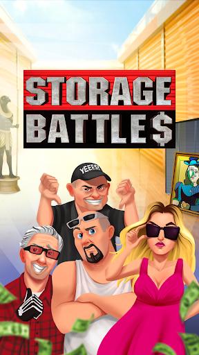 Storage Battles - Multiplayer Auction Bidding Wars  screenshots 1