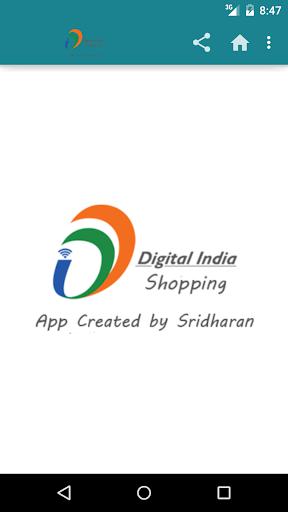 Digital India Shopping