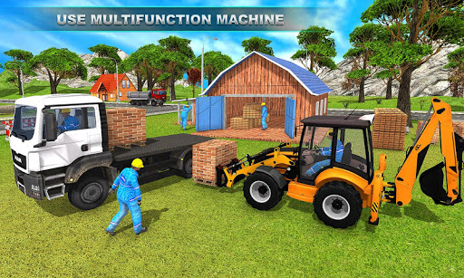 Excavator Sim 2018 1 screenshots 3