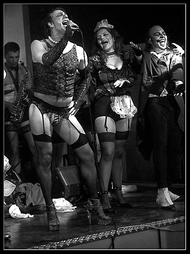 Rocky Horror Show di Black
