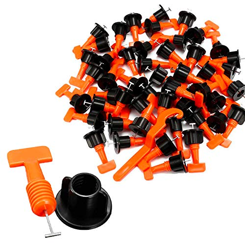 TOPWAY Tile Leveling System 100pcs Pack...