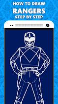 How to Draw Rangers - screenshot thumbnail 02