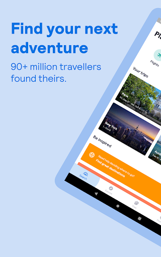 Skyscanner – cheap flights, hotels and car rental screenshot 8