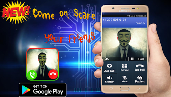 Anonymous Call You !! - náhled
