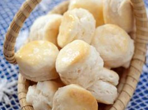 Senator Hollings' Flaky Appetizer Cream Cheese Biscuits (carolina Biscuits) Recipe