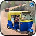 Off Road Tuk Tuk Auto Rickshaw icon