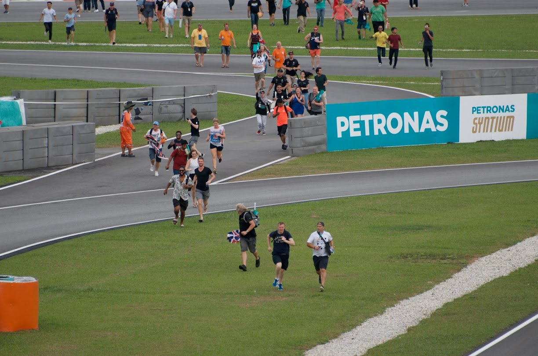 Malaysian GP 2017 — Race