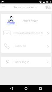 Pitoco Peças - náhled