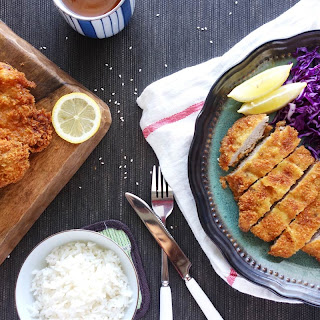 Tonkatsu, Japanese Fried Pork