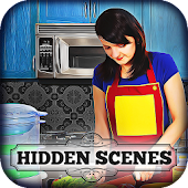 Hidden Scenes - Home Kitchen
