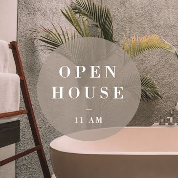 Townhome Open House - Instagram Post Template