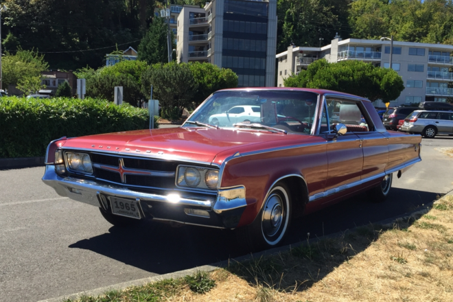 1965 Chrysler 300 Hire CA