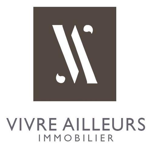 Logo de VIVRE AILLEURS IMMOBILIER