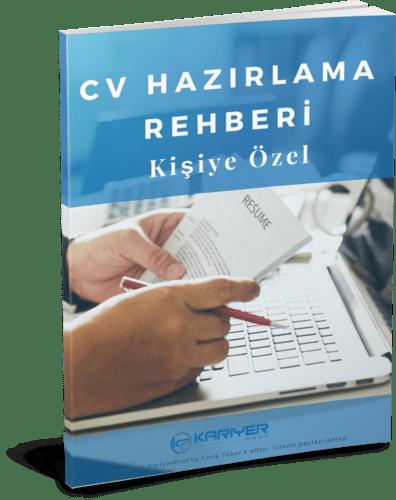 KariyerProf CV Hazırlama Rehberi