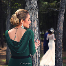 Wedding photographer Ali Gadzhiev (Adeon). Photo of 03.05.2013
