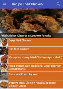 Recipe Fried Chicken - náhled
