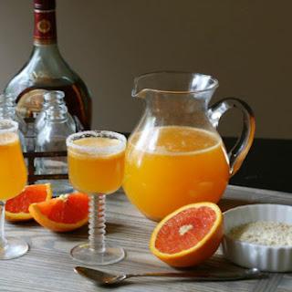 Sparkling Cara Cara Orange Punch Recipe
