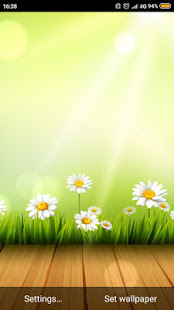Holiday of Spring Free Live Wallpaper 3