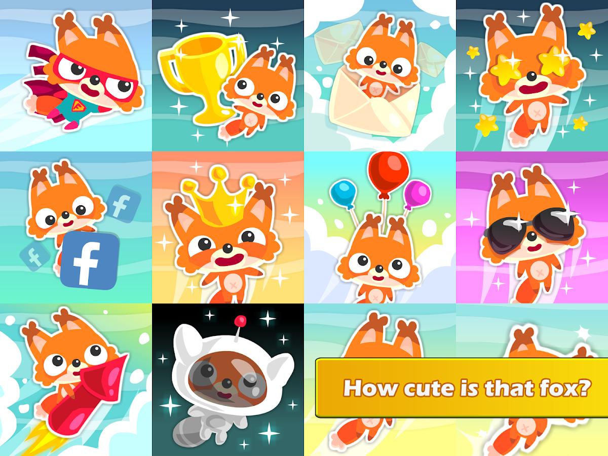 Jumping Fox: Climb That Tree! Screenshot 2