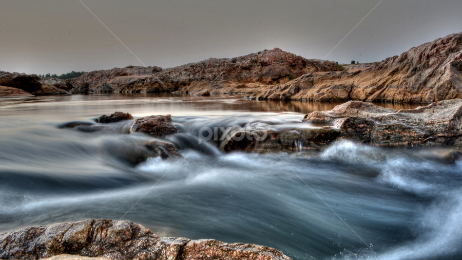 by Subir Majumdar - Nature Up Close Water