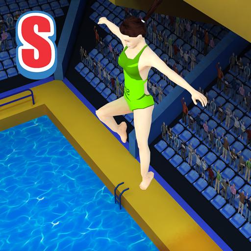 Summer Sports: Flip Diving