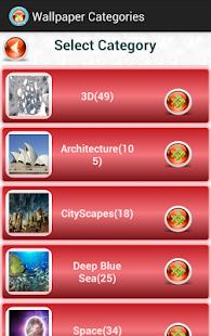 Premium Wallpapers HD screenshot