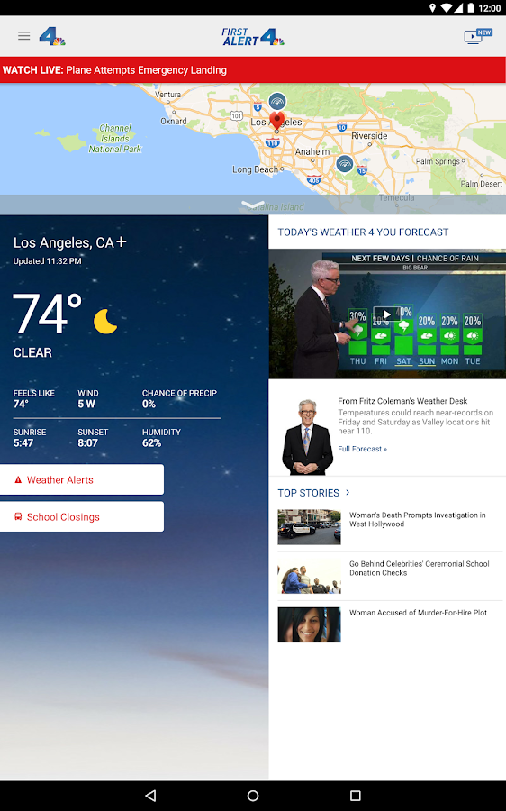 NBC4 Southern California- screenshot