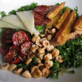 Spanish Kale Salad.