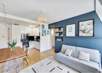 Appartement 3 pièces 88,07 m2