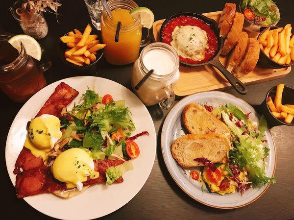 Jerry's House 好吃的澳式早午餐