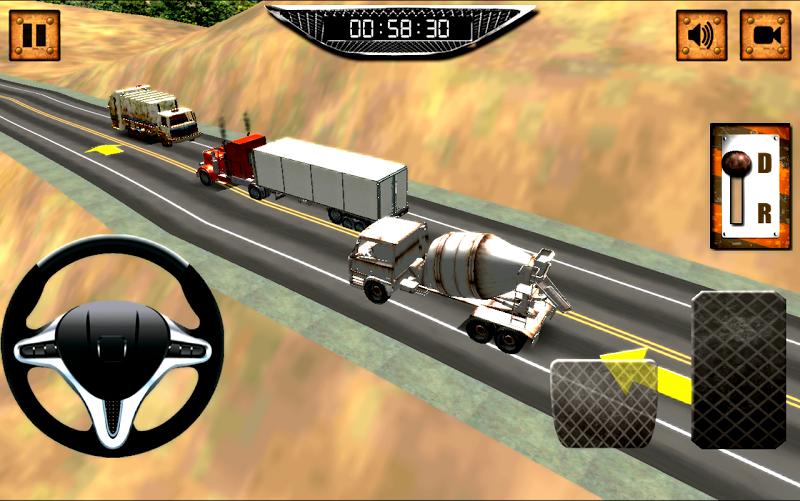 Скриншот Construction Truck Sim