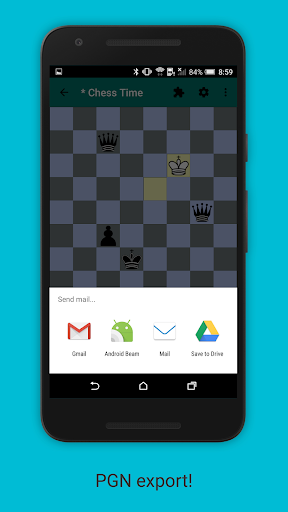 Chess Timeu00ae -Multiplayer Chess  gameplay | by HackJr.Pw 5