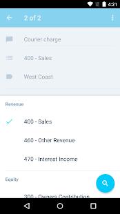 Xero Accounting Software- screenshot thumbnail