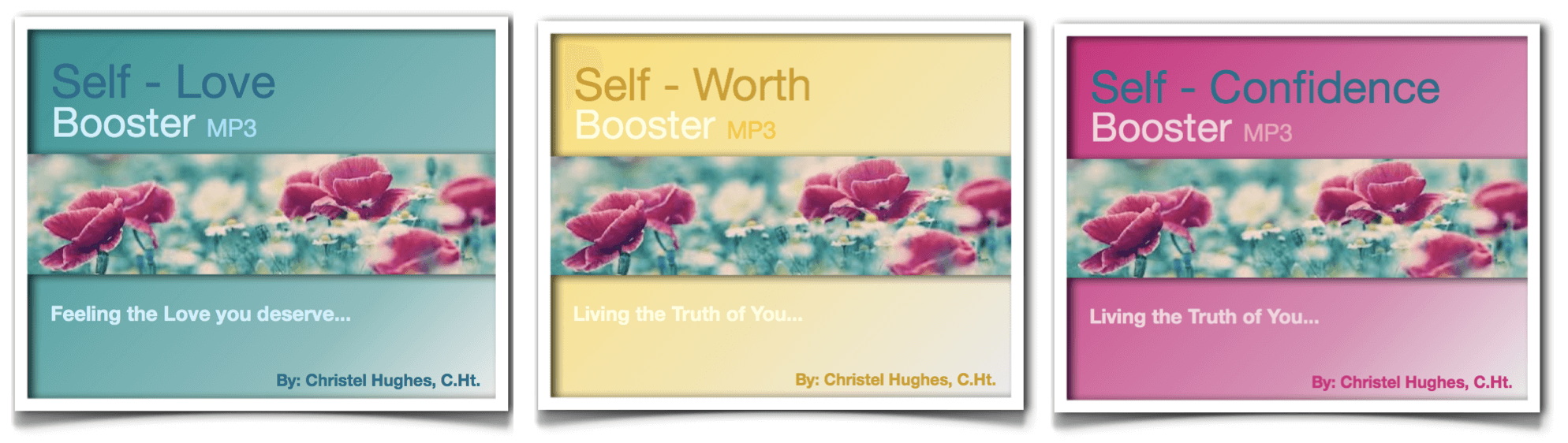 Christel Hughes' Confidence Booster Series