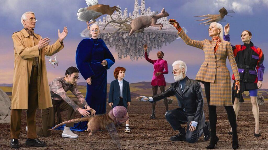 Изображение выглядит как небо, человек, группа, люди  Автоматически созданное описание