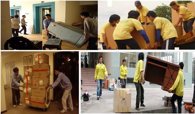 Dịch vụ chuyển nhà chuyên nghiệp - Vận tải Huỳnh Gia
