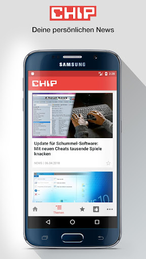 CHIP - News, Tests & Beratung for PC