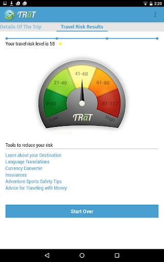 玩免費旅遊APP 下載Travel Risk Assessment Tool app不用錢 硬是要APP