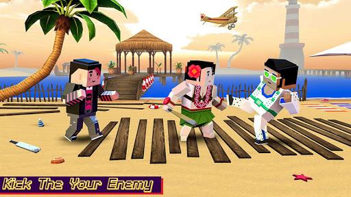 Code Triche Craft Fighting Heroes: Survival Story APK MOD (Astuce) screenshots 1