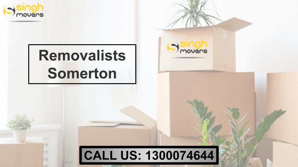Removalists Somerton