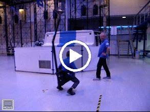 Video: 2. den - Sebrat kámen za takových podmínek je náročné (Euro Space Center, Transinne, Belgie)