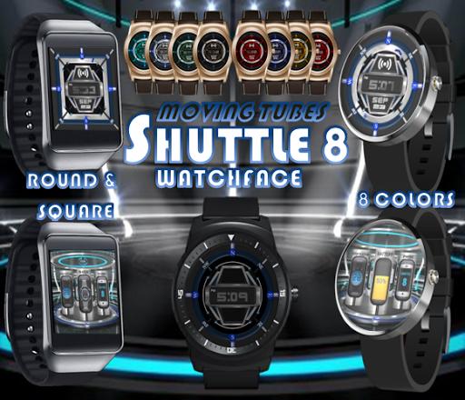 SHUTTLE 8 Watch Face