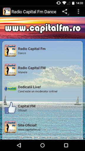 Radio Capital Fm Dance